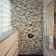 75 best glass tile room inspirations images on glass