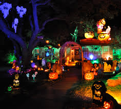 Naperville Halloween House A Youtube by Pictures Of Houses Decorated For Halloween