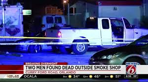 2 Dead Outside Orlando Smoke Shop