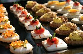 Finger Food Ideas For Weddings
