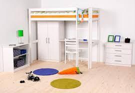lit mezzanine basic hit h180 flexa file dans ta chambre