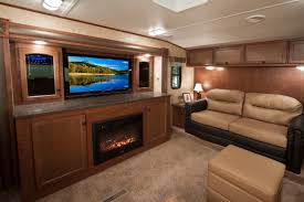 Luxury Fifth Wheel Rv Front Living Room by Fifth Wheel Campers With Front Living Rooms Roy Home Design