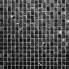 Iridescent Mosaic Tiles Uk by Marble U0026 Glass Black Small Tiles Natural Stone U0026 Glass Mosaic