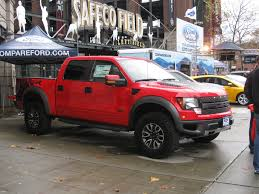 Red Ford F 150 Lifted Truck Ford Trucks Pinterest Ideas Of Red Ford ...