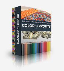 Coloring Book Desing Kit