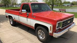 1977 Chevrolet C/K Truck Cheyenne For Sale Near Kenosha, Wisconsin ...