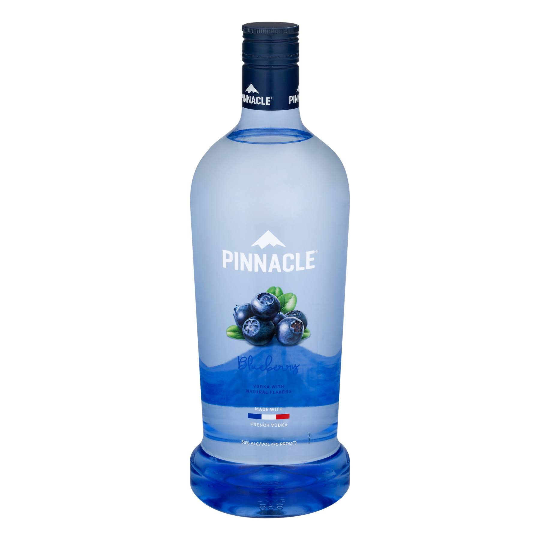 Pinnacle Blueberry Flavored Vodka, 1.75 L