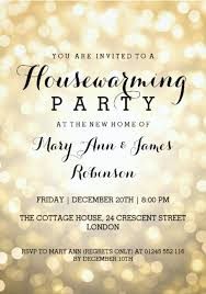 House Warming Invitation Card Free Download