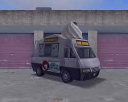 Creepy Ice Cream Van Going Around At Near Dark, Page 2