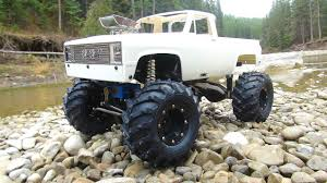 100 Rc Truck 4x4 RC ADVENTURES The BEAST Goes Chevy Style Radio Control Scale
