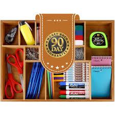 Desk Drawer Organizer Amazon by Bambüsi Drawer Organizer Belmint