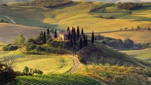 Incredible Italian Countryside Tuscany HD Desktop Wallpaper Source Tuscan Landscape Free Download