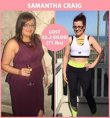 Samantha Craig Amazing Weight Loss