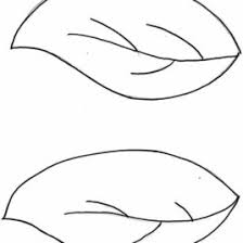 Simple Leaf Template AZ Coloring Pages