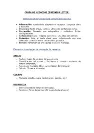 Carta De Negocios By Justo Martinez Alcazar Issuu