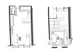 100 Attic Apartment Floor Plans Flat Revamped By Florent Chagny Architecture With