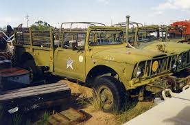 100 Salvage Trucks Jeep M715 Military Truck Cargo For Sale