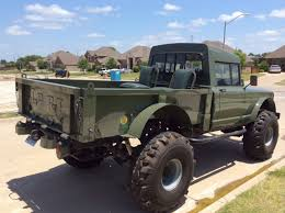 Lifted, Jeep, Hummer, M715, Military, Rock Crawler, Truck, Kaiser ...