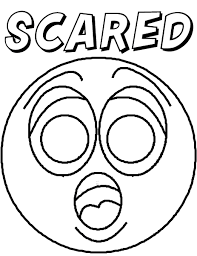 Trend Emotions Coloring Pages 59 For Adults With