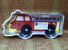 New Wilton Fire Truck Cake Pan. From LindasBlessings On Etsy Studio Truck Shaped Cake Other Than Airplanes 3d Dump Truck Cake La Hoot Bakery Novelty Pan Party Ideas Pinterest Semitruck 12x18 Sheet Frosted In Buttercream Semi Is Beki Cooks Blog How To Make A Firetruck Wilton Tin Monster Make The Part 2 Of 3 Jessica Harris Tractor Free Wheelin Mold Cover Sheet 21051197 Dalmatian Fire En Mi Casita Sara Elizabeth Custom Cakes Gourmet Sweets Birthday Retrospect Find Good In Every Day