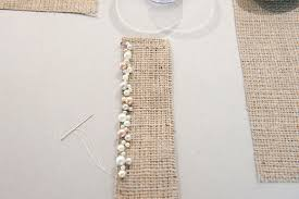 Love Burlap Then You Will These Napkin Ring DIY Tutorials