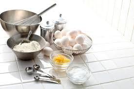 cuisine preparation cake preparation stock photo image of made flour 33060936