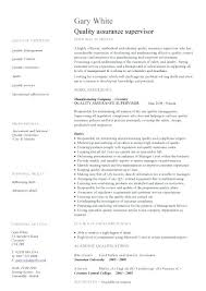Pic Quality Assurance Template 1 Sample Resume Example Plan Excel Templates