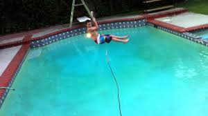 Redneck Zipline Over Pool - YouTube Backyard Zip Line Alien Flier 2016 X2 Kit Installation Youtube 25 Unique Line Backyard Ideas On Pinterest Zipline How To Construct A 5 Steps With Pictures Wikihow Diy Howto Install Tighten A Zip Line Easy Trick Build Without Trees Outdoor Goods Toy Homemade Summer Activity Play Cable Run For Your Dog Itructions Photos Make Zipline Or Flying Fox At Home Science Fun How To Make Your Own 100 Own