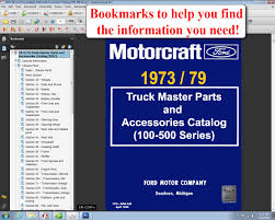 1973/79 Ford Truck Master Parts And Accessory Catalog (100-500 ... Flashback F10039s New Arrivals Of Whole Trucksparts Trucks Or 31979 Ford Truck Parts Manuals On Cd Detroit Iron 1979 Fordtruck F 100 79ft6636c Desert Valley Auto Rust Free 7379 Cab Enthusiasts Forums 671979 Dennis Carpenter Restoration 197379 Master And Accessory Catalog 1500 Dump For Sale Centre Transwestern Centres Cheap 79 Find Deals Line At Alibacom Wiring Diagram 1971 F100 Ignition Canadaford Free Best Fmc Fire Rickreall Or Cc Heavy Equipment