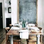modern rustic dining room ideas awesome 85 inspired ideas for