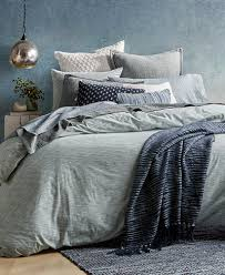 Macys Bedding Collections by Lucky Brand Santa Fe Stripe Reversible Comforter Sets Created For