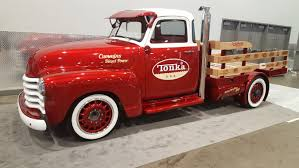 100 1947 Chevy Truck Tonka Total Cost Involved