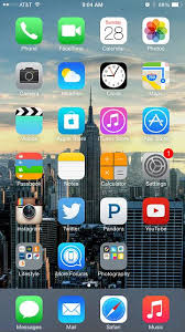 Post Your Home Screen Your iPhone 6 Plus Here iPhone iPad