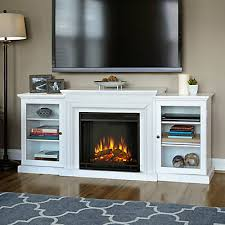 Southern Enterprises Redden Corner Electric Fireplace Tv by Real Flame Frederick Entertainment Center With Electric Fireplace