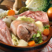 potée de chou blanc une recette de plat facile