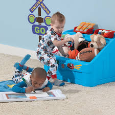 Thomas The Tank Engine Toddler Bed by Thomas The Tank Engine 2 In 1 Toy Box U0026 Art Lid Step2