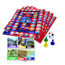 Our America Board Game 1 2