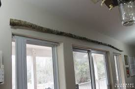 Deer Antler Curtain Rod Bracket by Diy Branch Curtain Rod For Any Room Of The House