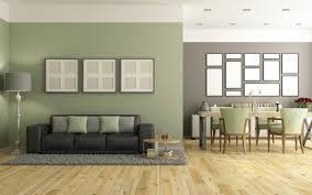 herunterladen hintergrundbild stilvolle grün grau innen