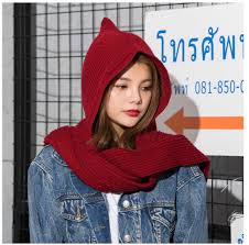 online get cheap hooded scarf aliexpress com alibaba group