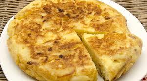 tortilla de patata klassische spanische