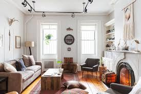Brooklyn Interior Design With Rustic Flair Near Navy Yard