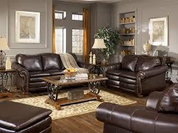 Living RoomInspiring Rustic Room Interior Design Idea With Red Sofa