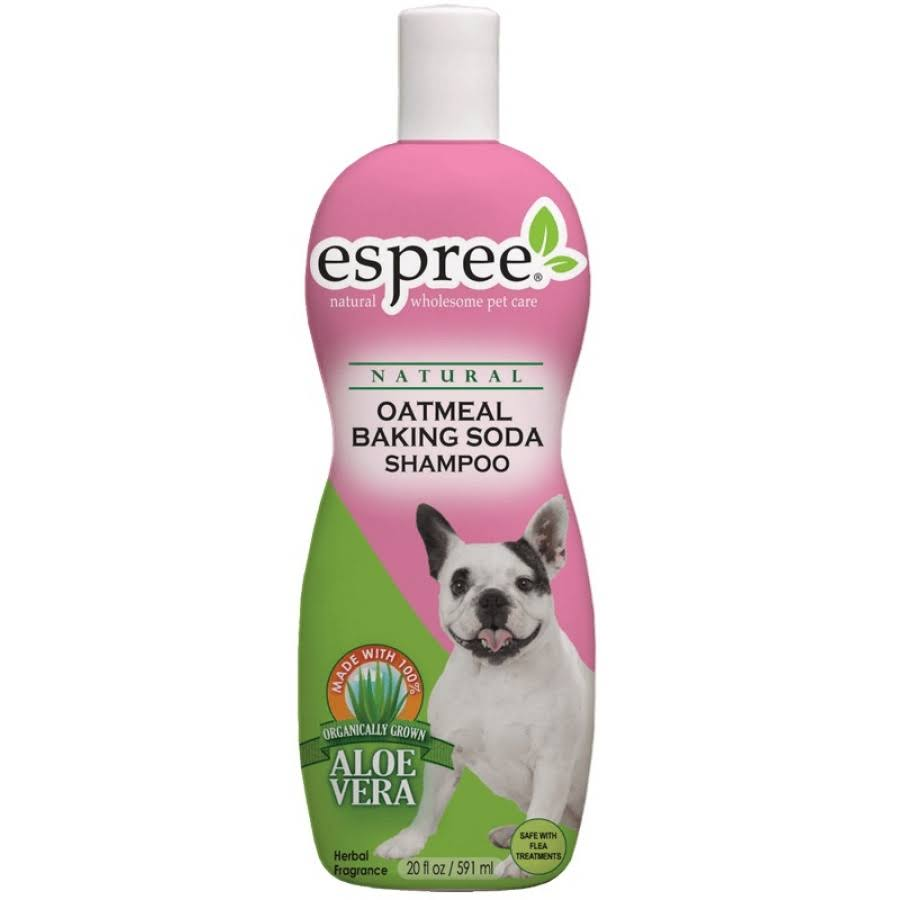 Espree Natural Dog Shampoo - Oatmeal Baking Soda