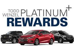 Platinum Rewards Program