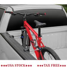 100 Truck Bed Bike Rack Pickup Carrier Holder Side Mount Bicycle Clamp