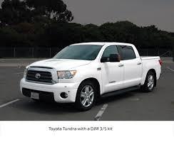 100 Truck Lowering Kits 2007 Toyota Tundra 35 Drop