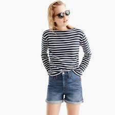 women u0027s shorts jean solid u0026 novelty j crew
