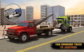 100 Tow Truck Simulator Old Car Junkyard Loader Games 11 APK Download