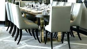 Luxury Dining Chairs Elegant Chair Interior Design Styles Table Set For 8 Room Uk Unique Fancy